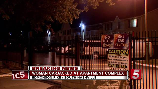 carjacked at south nashville apartments newschannel 5 nashville