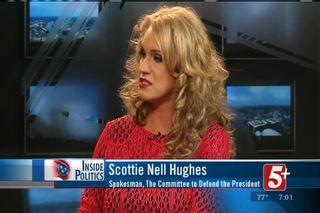 Inside Politics- Scottie Nell Hughes
