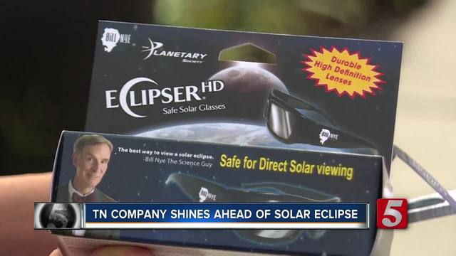 How to know if your eclipse glasses are the real deal