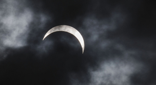 Safely Watch The Eclipse With Eclipse Glasses