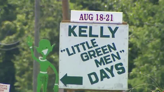 Could The 'Little Green Men' Return For Eclipse?
