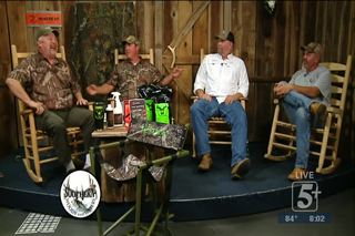 Southern Woods & Waters: Hang 10 Treestands