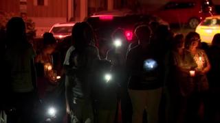 12-Year-Old Murder Victim Remembered At Vigil