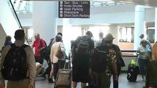 Nashville International Airport Busy For Eclipse