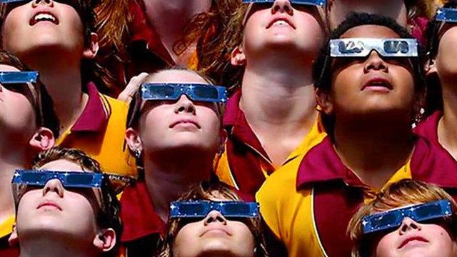 Frist Center Recalling Eclipse Glasses