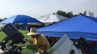 Thousands Take Over Hopkinsville For The Eclipse