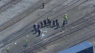 Gory train accident linked to solar eclipse