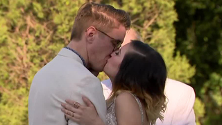 Couple Gets Married On Total Solar Eclipse Day