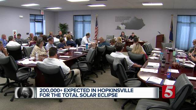 Final Countdown To Solar Eclipse In Kentucky