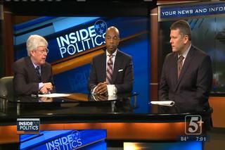 Inside Politics: Race Relations