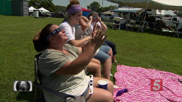 Thousands Flock To Hopkinsville For Once In A Lifetime