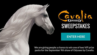 Odysseo by Cavalia Sweepstakes