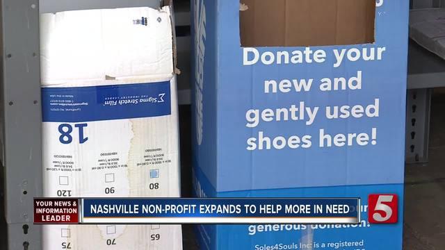 Soles4Souls Acquires Charity Apparel Company- Dignity U Wear
