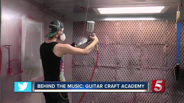-Guitar Craft Academy- Helping People Master Technical Trades