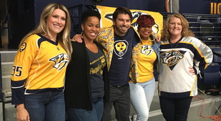 Preds Hold National Anthem Auditions