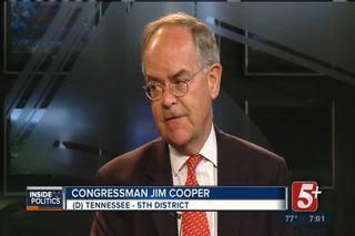 Inside Politics: Congressman Jim Cooper...