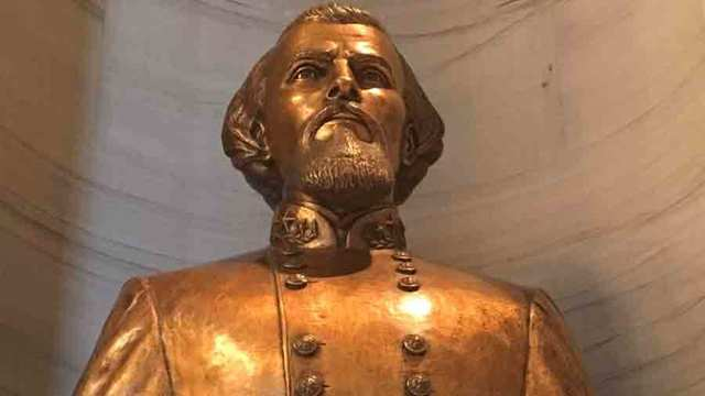 """Tennessee Panel Axes Bid to Move Confederate's Bust from Capitol"""""""