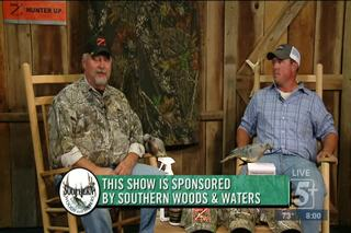 Southern Woods & Waters: Buck Limits