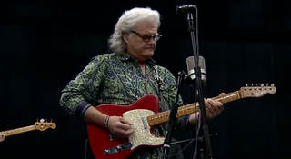 Ricky Skaggs Returns To Country Music