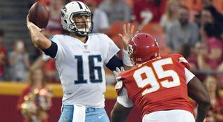 Titans Fall To Chiefs To Cap Dismal Preseason