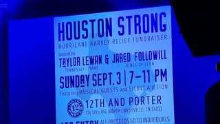 Titans, Kings Of Leon Help Houston