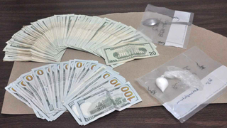 Expired Plate Leads To Multiple Drug Charges