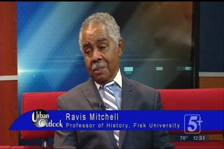 Urban Outlook- Dr. Reavis Mitchell