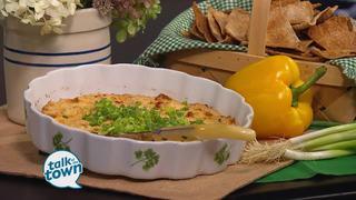 Hot Creole Crab Dip Recipe