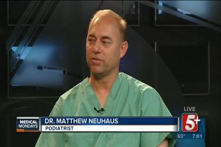 Medical Monday: Innovations in Foot Health
