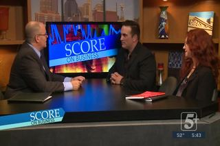 SCORE on Business: Songpreneurs & JK Brister