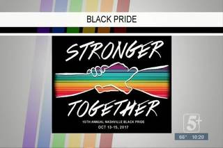 Out & About Today: Nashville Black Pride