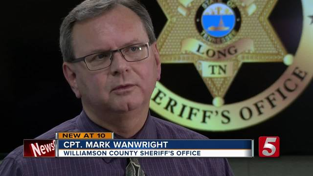 Williamson Co- Schools- Sheriff-s Office Team Up To Save Teen Lives