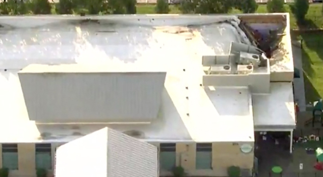 Preschool Evacuated After Reported Roof Collapse