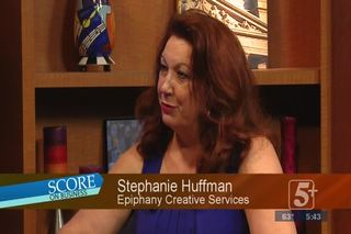 SCORE on Business: Epiphany Creative Services