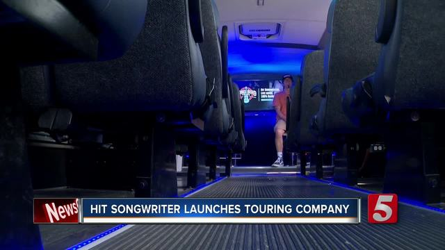 Nashville-s Newest Tour Introduces Visitors To Songwriters