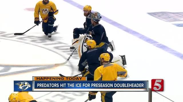 Nashville Predators To Name New Captain