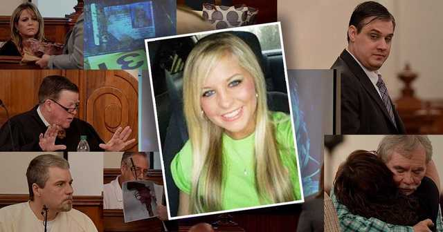 Man convicted of murdering nursing student Holly Bobo
