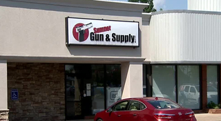 $5K Reward Offered In Gun Store Burglary