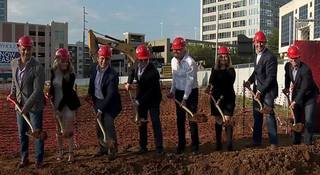 Ground Breaks On Virgin Hotel; Music Row Reacts