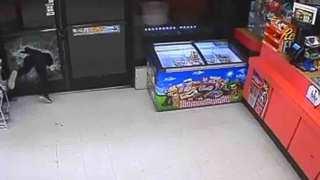 Store Burglars Sought In Hendersonville