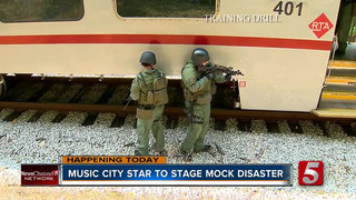 Music City Star To Have Mock Disaster Drill