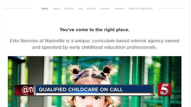 Elite Nannies Of Nashville Helping Locals -amp- Tourists Find Childcare