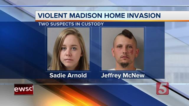2nd Suspect Arrested In Violent Home Invasion