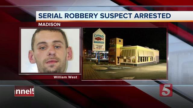 Man Accused Of Robbing Nashville Captain D-s