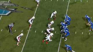 MTSU Holds Off Bowling Green For 24-13 Win