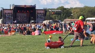Justin Timberlake, Pilgrimage Fest Hit Franklin