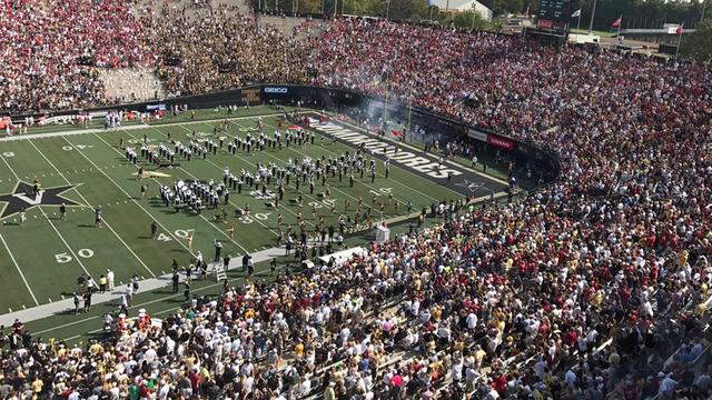 No. 1 Alabama shuts out Vanderbilt