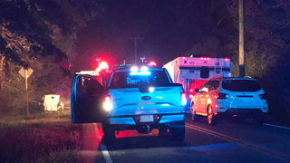 Body Found In Burned-Out Car On SR 251
