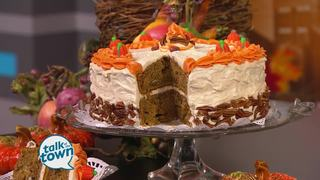 Irene Long's It's Harvest Time Cake Recipe