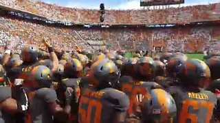 Vols Blown Out; Seat Warming Up For Jones